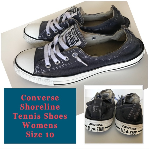0e077e3f25ff Converse Shoes - CONVERSE Tennis Shoes SHORELINE Navy Blue  537080F